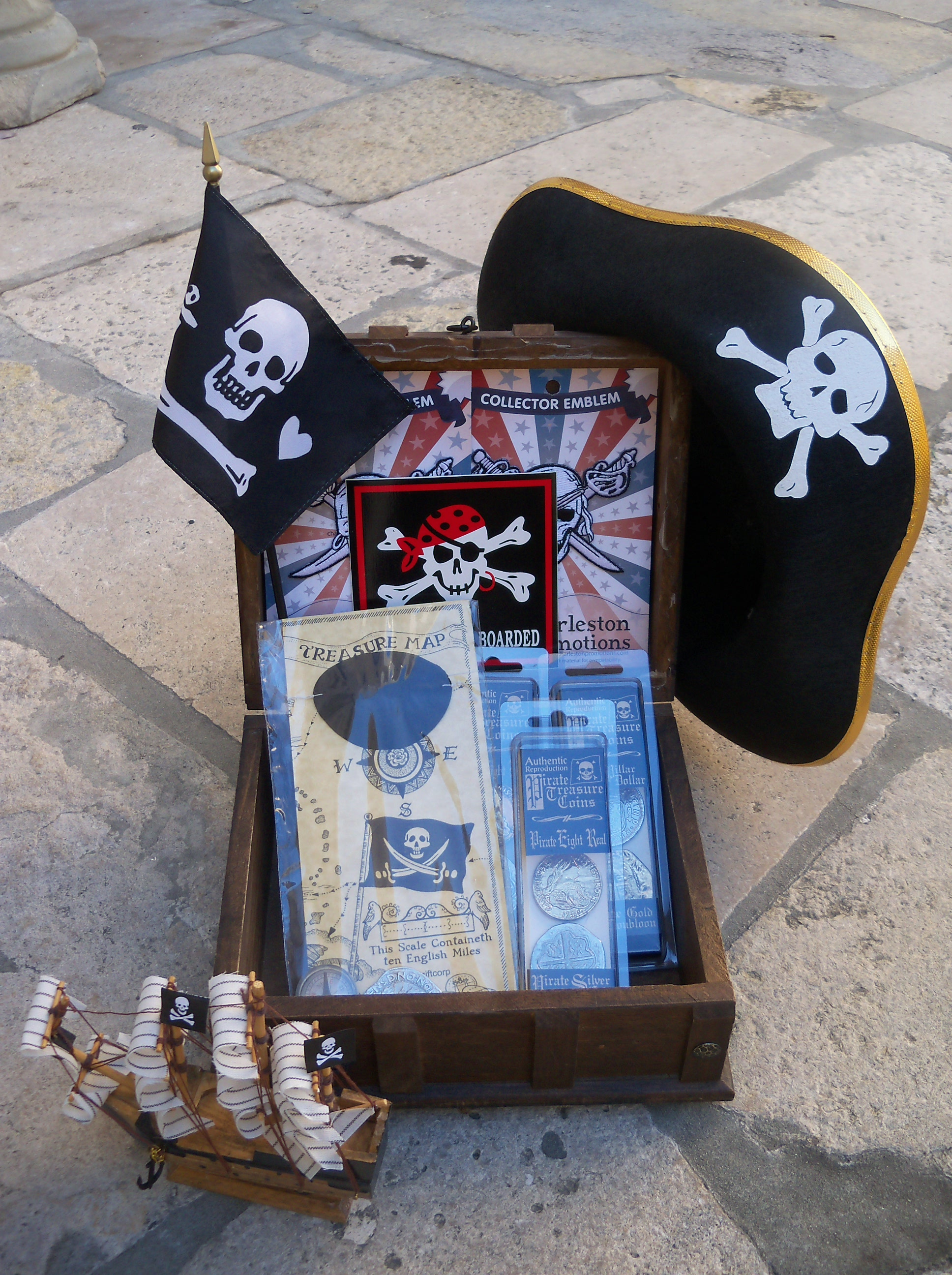 Pirate Items